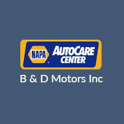 B&D Motors, Inc.
